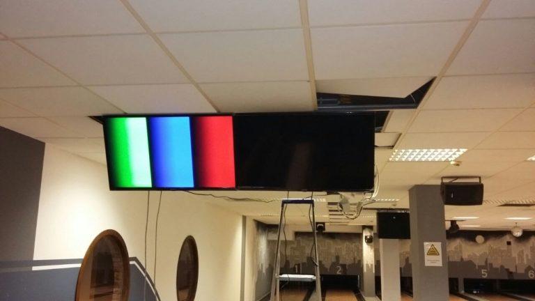 Neue Monitore
