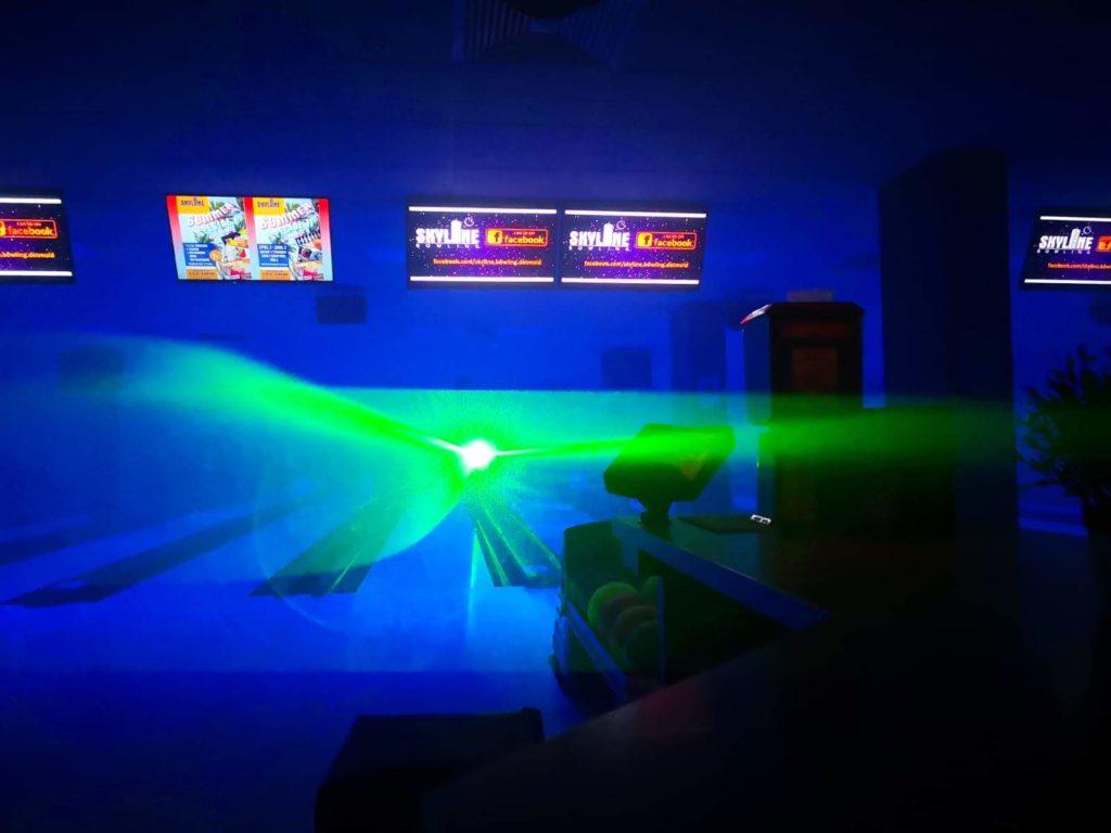 Neuer Laser