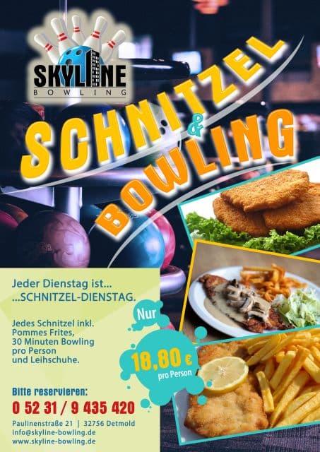 Schnitzel Bowling